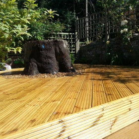 Composite decking Bristol