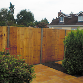 Fencing-Paving