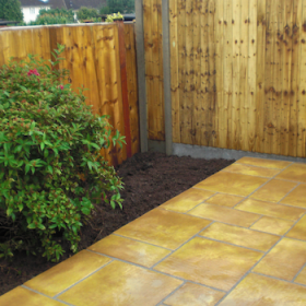 Paving-Fencing