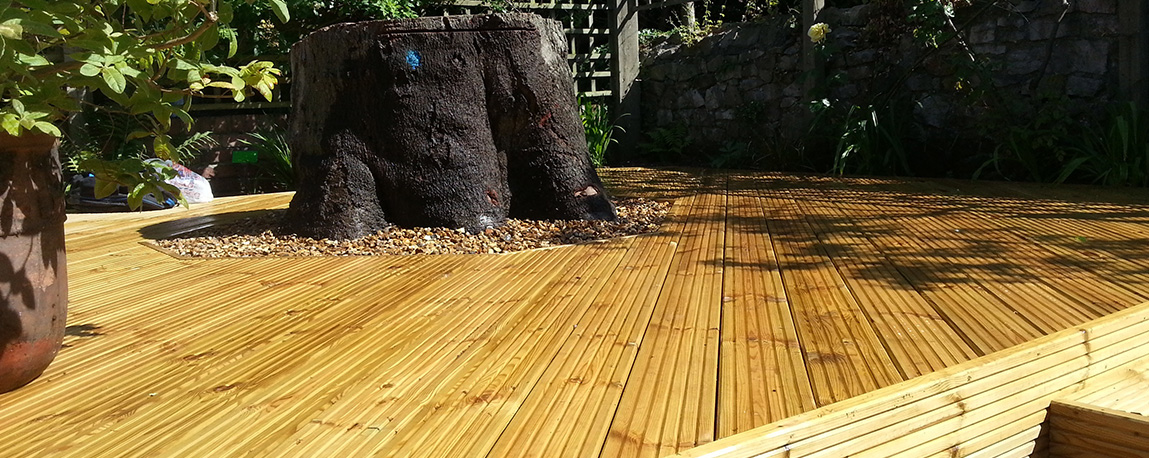Decking bristol timber composite decking solutions for Sustainable decking